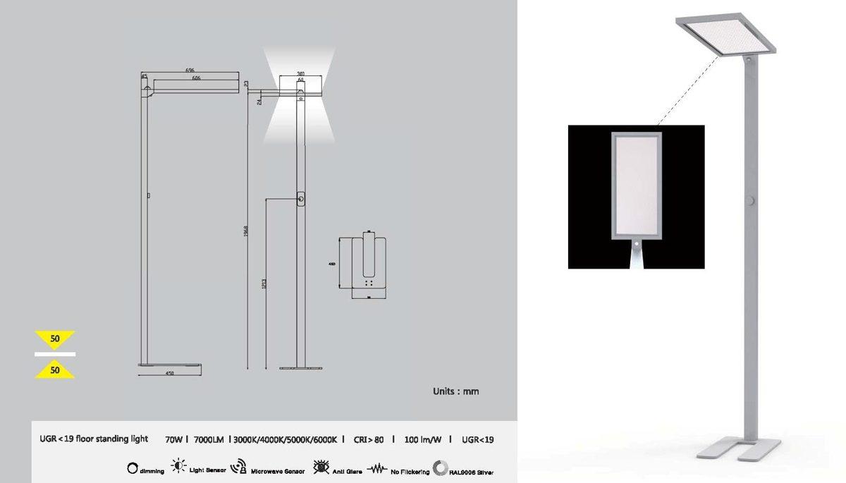 OFFICE  LED  BL1