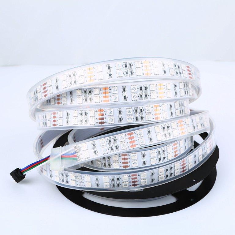 LED pásek SMD 5050 120led/m IP67 RGB