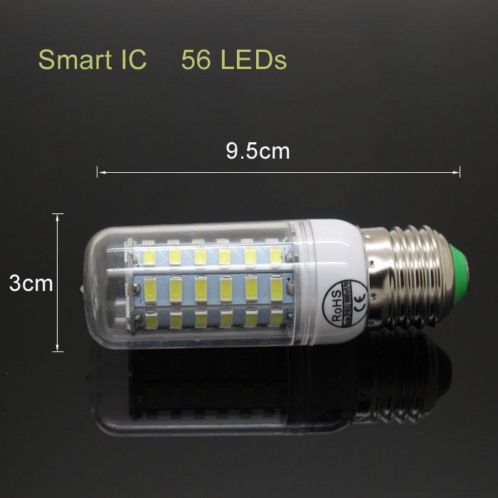 LED zdroj CORN SMART