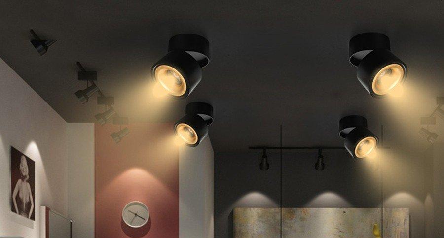 WX LED spot