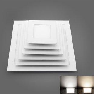 LED panel vestavný čtvercový